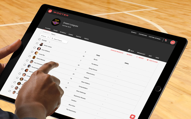Simple Stats Tracking for All Sports